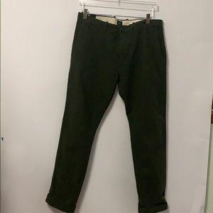 NWT J CREW STREACH MEN'S STYLE H1945 Size W34 L30